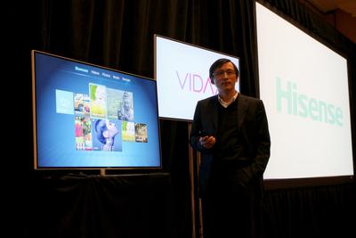 Hisense VIDAA TV to Become Available in the United States
