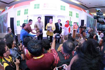 Indonesia's Largest Ever Furniture Exhibition IFEX 2014 Opened Its Doors