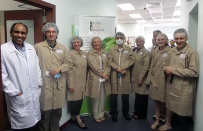 Nutrition Scientists Participate in Behind the Scenes Tour of Stevia Purification
