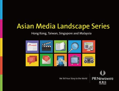 PR Newswire Issues Asian Media Landscape Series White Paper