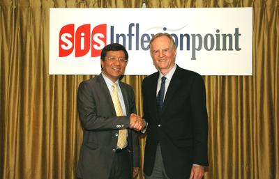 SiS Forms Joint Venture with John Sculley (Ex CEO of Apple & Pepsi Cola Co) Backed Inflexionpoint Asia