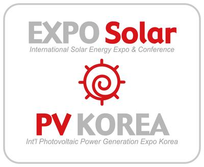 'EXPO Solar 2014', A Global Photovoltaic Exhibition Targeting Asia's Top 3 Markets, China, Japan and Korea, to be Held in Korea in September