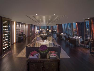 TING - Shangri-La Hotel, At The Shard, London