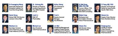 Preview of Global Pharma Congress 2014: Expecting for Our World Class Speakers