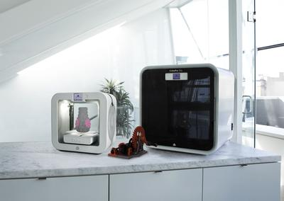 Cube 3 and CubePro 3D printers