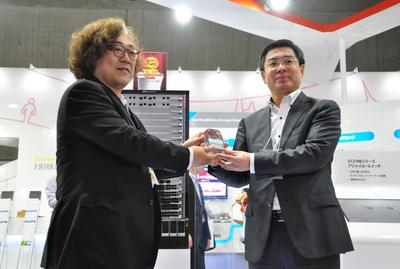 Huawei Receives Best of Show Awards in Enterprise Networking and Data Center and Storage at Interop Tokyo 2014