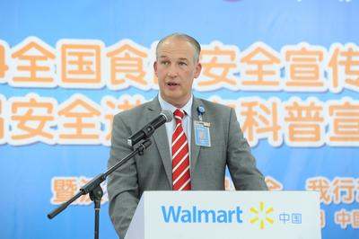 Walmart China Chief Compliance Office Paul Gallemore announced that the company will increase its investment in food safety to more than 300 million yuan in 2013-2015.
