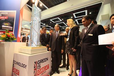 Presence of global industry players expected at Ecobuild SEA / ICW 2014 (Photo: Ecobuild SEA 2013)