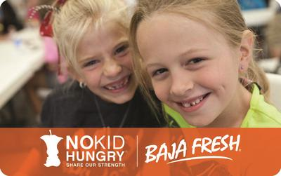 Baja Fresh Partners with Givex to Fight Childhood Hunger
