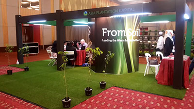 Asia Plantation Capital at Bio Johor 2014