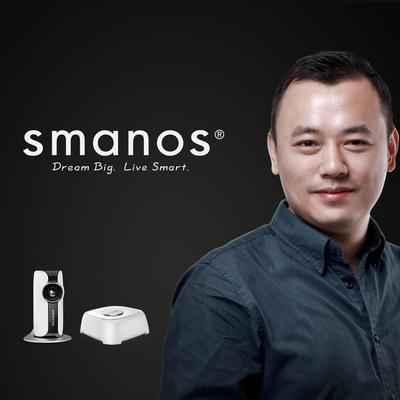 Home Security Pro Chuango Enters US Market with CEO Ken Li & New Brand smanos