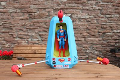 RS Components and Mattel successfully send Superman into space