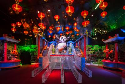 Go undercover with Holiday Inn Macao's Ice World package.