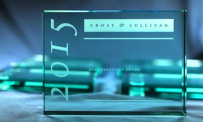 Frost & Sullivan recognized innovators and industry leaders at black-tie gala.