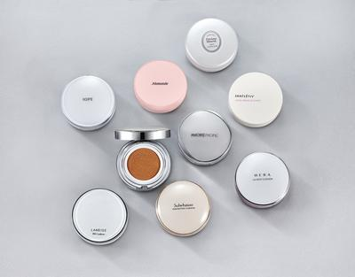 AMOREPACIFIC Group offers a total of 19 Cushion products from its 13 brands in more than ten countries in the Asian and North American regions.