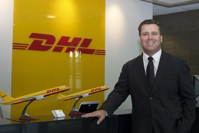 Michael Dhu, Country Manager, DHL Global Forwarding New Zealand