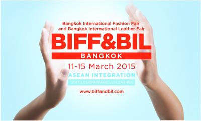 """Catching the Creative Spirit"": Bangkok International Fashion Fair and Bangkok International Leather Fair 2015 By Department of International Trade Promotion, Ministry of Commerce"