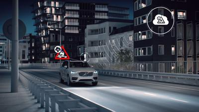 Volvo Cars is pioneering the safety, convenience and societal benefits of the connected car – presenting Slippery Road Alert technology at Mobile World Congress 2015, in Barcelona.