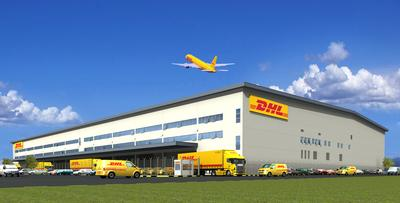DHL Express Invests S$140 million in South Asia Hub