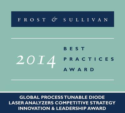 Mettler-Toledo recognized with the 2014 Global Competitive Strategy Innovation & Leadership Award