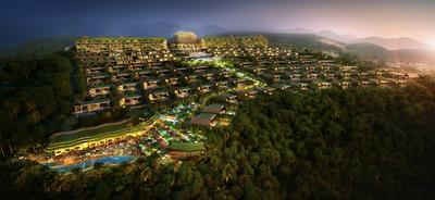 New World Grand Bali Resort to open in 2017