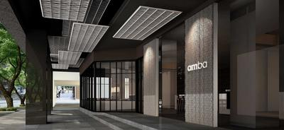 The new amba Taipei Zhongshan is a design-led green hotel in the heart of Taipei. Among its eco-friendly features is an urban art installation made from recycled materials at the eco-chic hotel entrance.