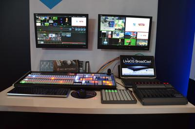 LiveXpert, tools for live video and sports production distributed by 3D Storm, are carefully selected to answer producers' needs for graphics creation, social media integration, sports scoring and statistics management. Member of the NewTek Developer Network, LiveXpert software and turnkey solutions, and round out the control room equipment in TV studios and conference facilities, control rooms for entertainment and sports events, as well as outside broadcast vans.