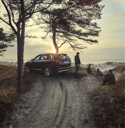 Volvo Cars and Avicii's love of Swedish calm and nature is clearly reflected in the new brand campaign