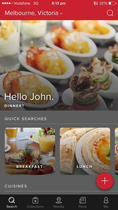 Global restaurant search and discovery app, Zomato is revolutionising the online experience for Australians foodies and restaurateurs alike