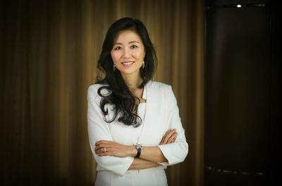 Jeannie Cho Lee, Publisher and CEO of LE PAN