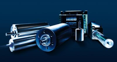 High quality Faulhaber DC Motors now available from RS Components