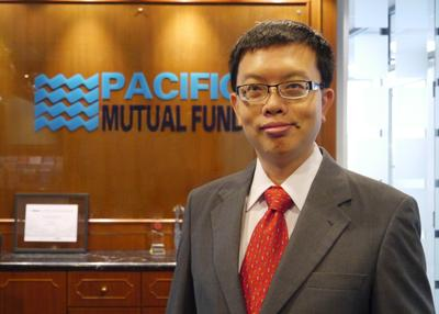 Teh Chi-cheun, Executive Director, Chief Executive Officer and Chief Investment Officer of Pacific Mutual Fund Bhd