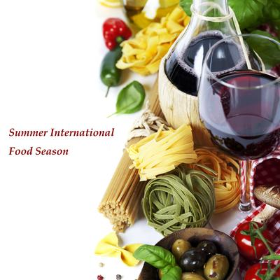 Summer International Food Season