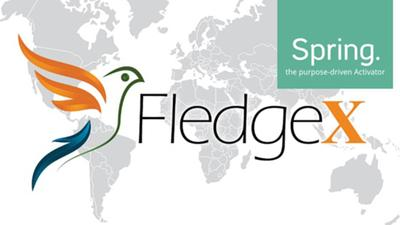 Spring and Fledge partner to accelerate impact-driven entrepreneurs wherever they're starting up with FledgeX