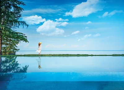 Bring the entire family with the Dusit Thani Krabi Beach Resort's 'Family Getaway Privilege'