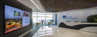 DSM Asia Pacific 40,000sqf office and Innovation Center