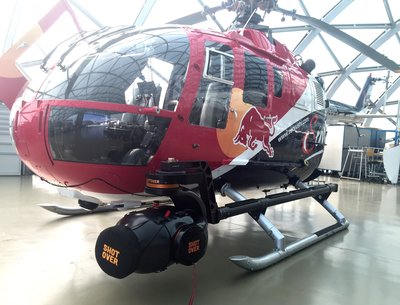 SHOTOVER Selected by Red Bull Media House for High Velocity Shoots of World's Most Extreme Athletes and Adventurers
