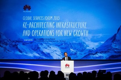 Huawei Hosts the 2nd Global Services Forum to Explore Ways of Re-architecting Operations and Infrastructure for New Growth