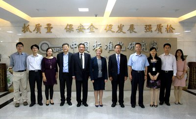 CSA Group and CNIS will work together to develop safety standards in China