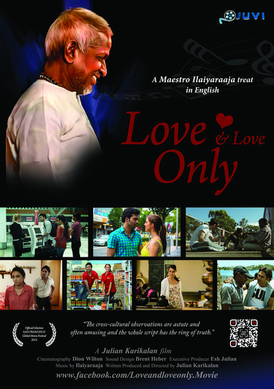 """First look """"Love and Love Only"""" poster"""