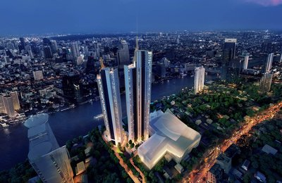 'The Residences at Mandarin Oriental, Bangkok' are designed and being built to the highest standards of luxury that, together with their enchanting location, make these residences among the best in the world.