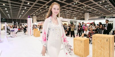 Check out the highlights of Cashmere World 2015