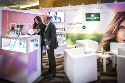 Discover Trends featured innovative products from natural & organic, baby care and men's care