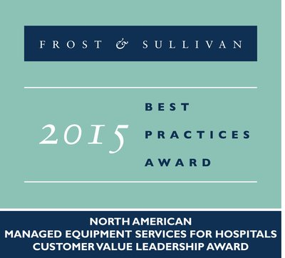 Philips receives the 2015 Frost & Sullivan Customer Value Leadership Award
