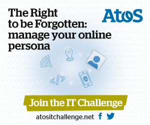 Atos IT Challenge 2016, The Right To Be Forgotten