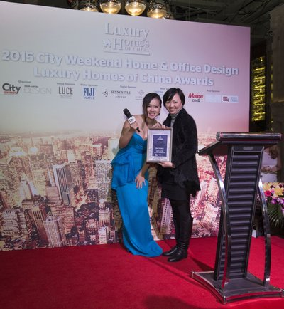 "Lanson Place Jinlin Tiandi Serviced Residences received the ""Best Park View Serviced Apartment"" and ""Best Lifestyle Serviced Apartment"" awards"