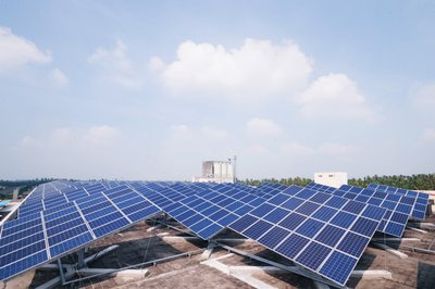 World's Largest Rooftop Dual-Axis Solar Power Station has been Completely Installed in Taiwan