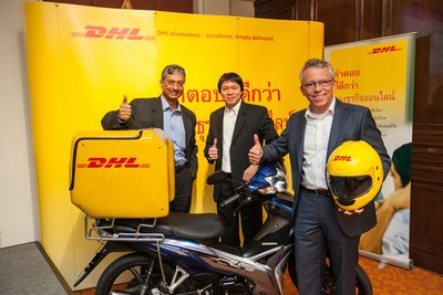 DHL eCommerce launches in Thailand