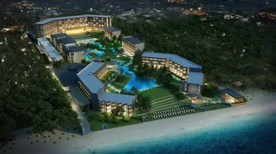 Hua Hin Marriott Resort & Spa is centrally located along Hua Hin beach with direct access to the heart of the premier beach town in Thailand