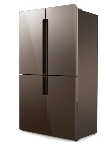 The iF Winning TCL Air Healthy 460 fridge